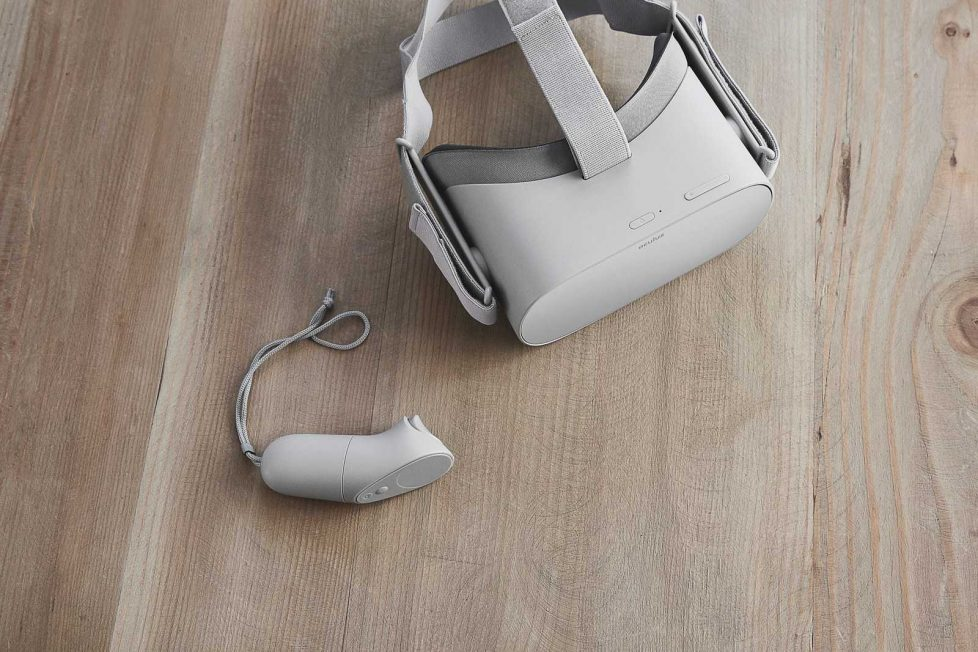 Oculus GO for VR porn